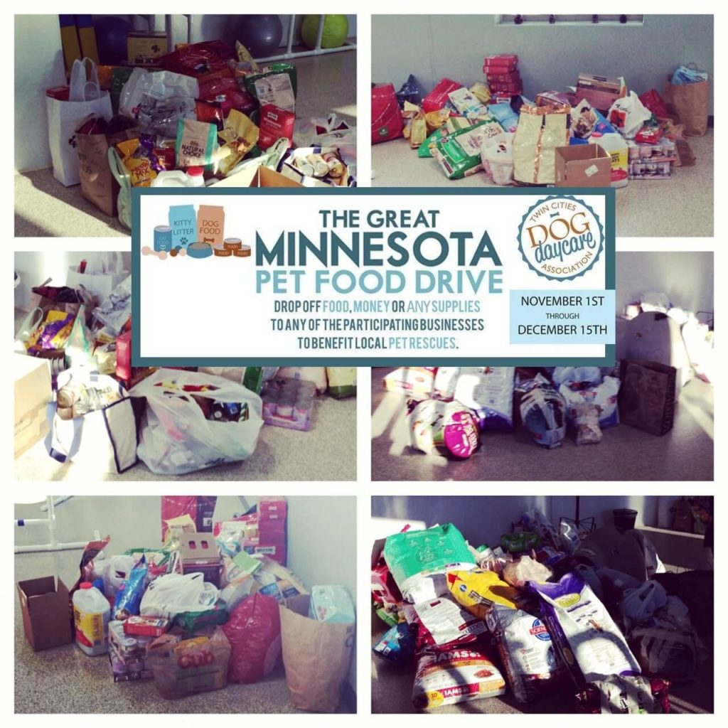 Great Minnesota Pet Food Drive 2017