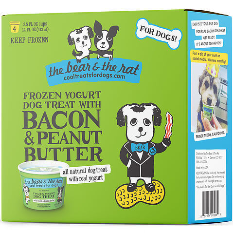 Bacon Peanut Butter Yogurt