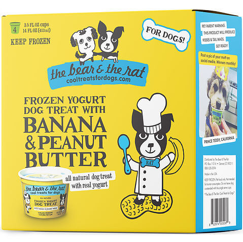 Banana Peanut Butter Yogurt